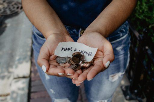 Make a Change Photo by Kat Yukawa on Unsplash